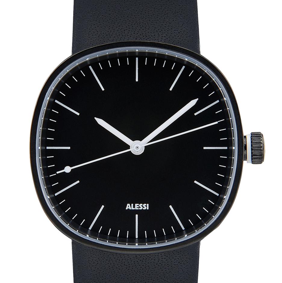 Alessi 39 s tic15 watch collection arrives at dezeen watch store for Alessi shop