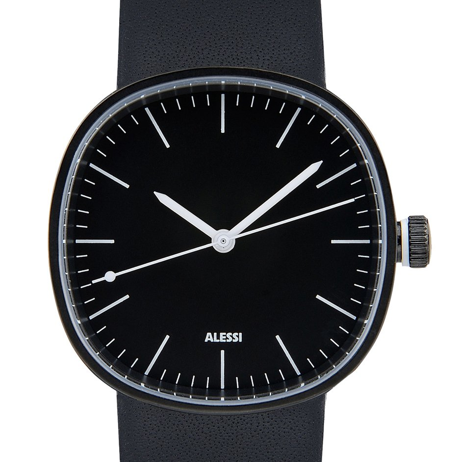 Alessi's Tic15 watch collection by Piero Lissoni arrives at Dezeen Watch Store