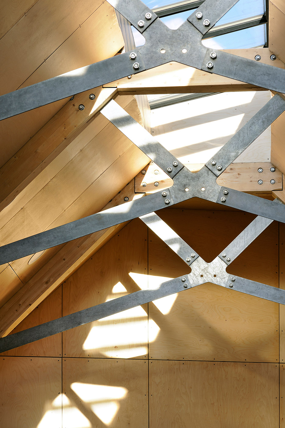 Portsoy Boatbuilding Centre by Brown + Brown