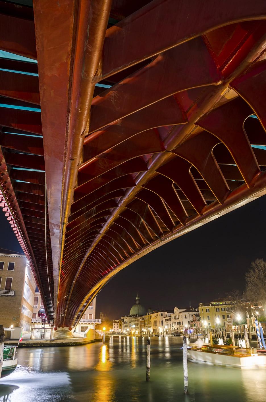 Quarto Ponte sul Canal Grande by Santiago Calatrava