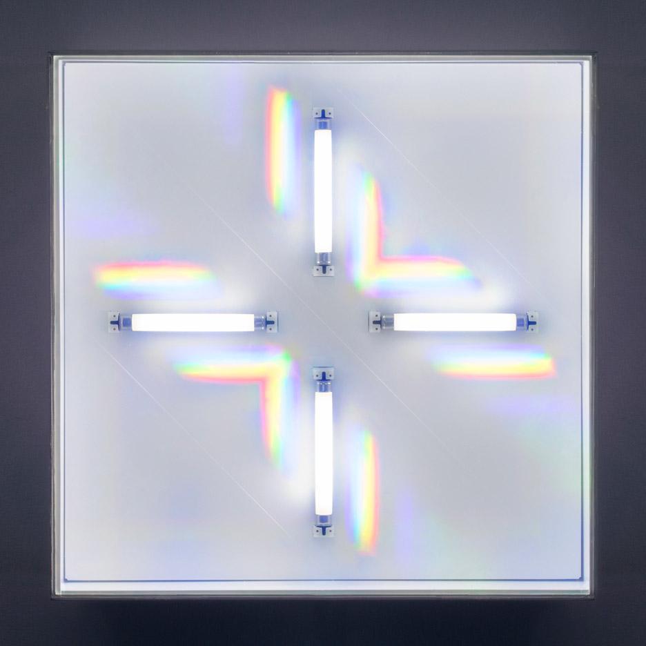 Rachel Harding's Wonderfluoro lights
