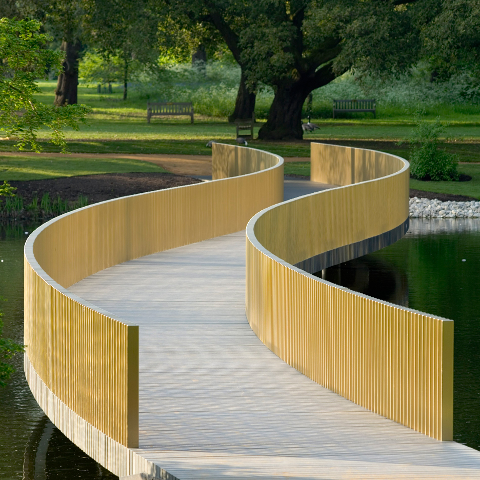 Dezeen's A-Zdvent calendar: Sackler Crossing by John Pawson