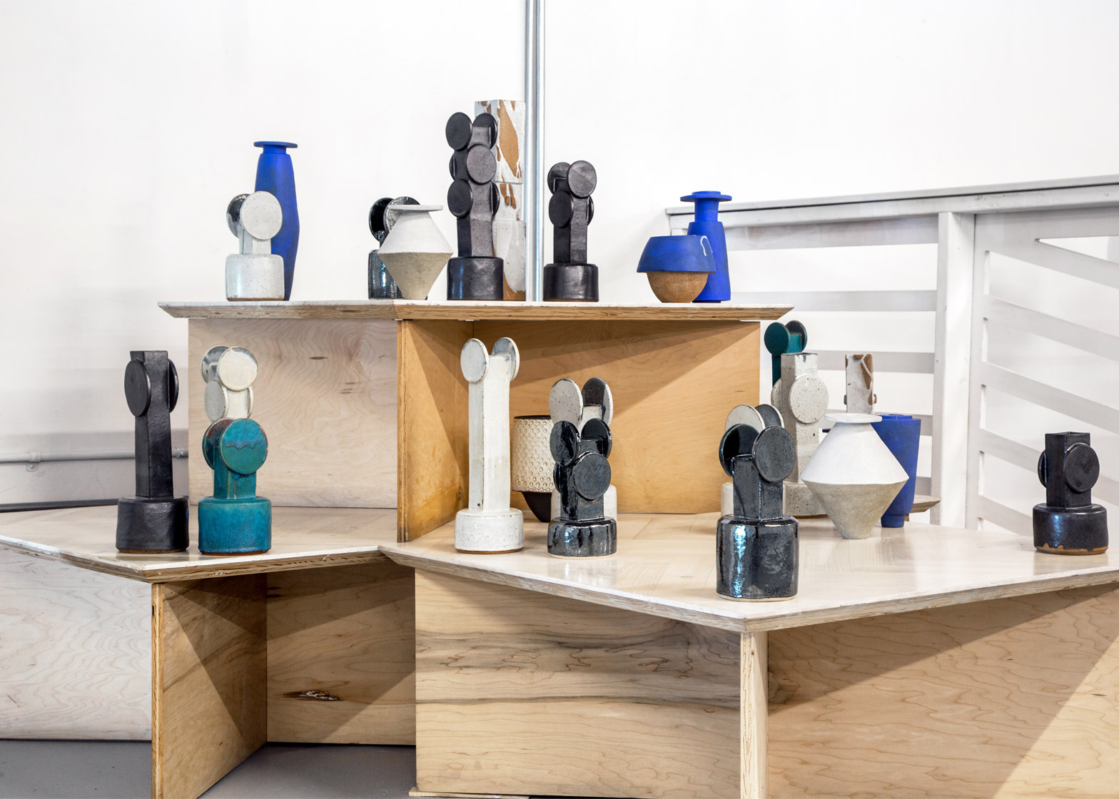 Site Specific LA exhibition by Sight Unseen