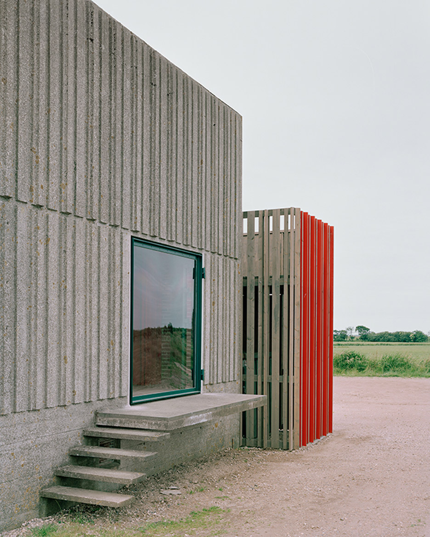 Johansen Skovsted Arkitekter convert 1960s pump stations in Denmark