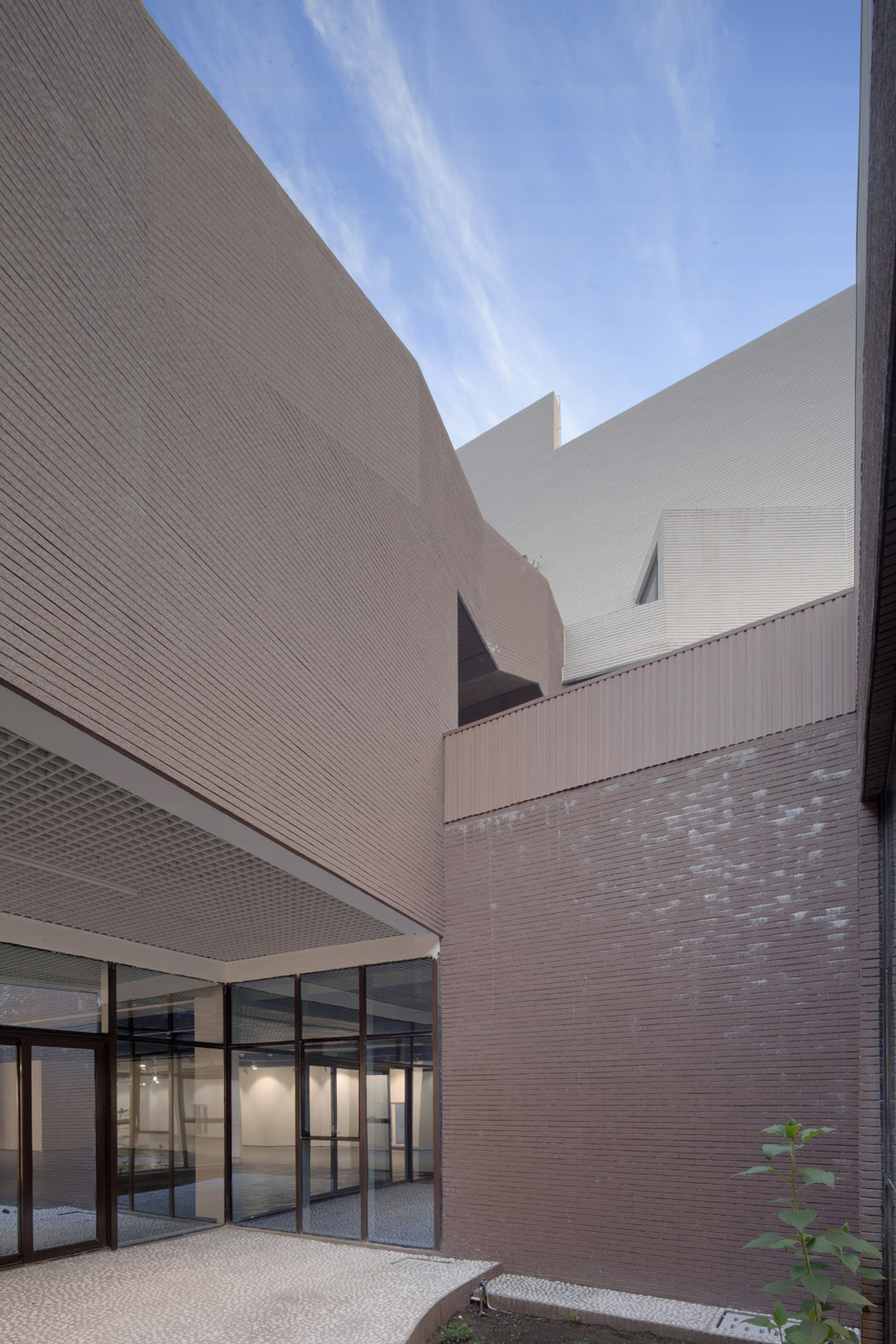 Spring Art Museum by Praxis d'Architecture