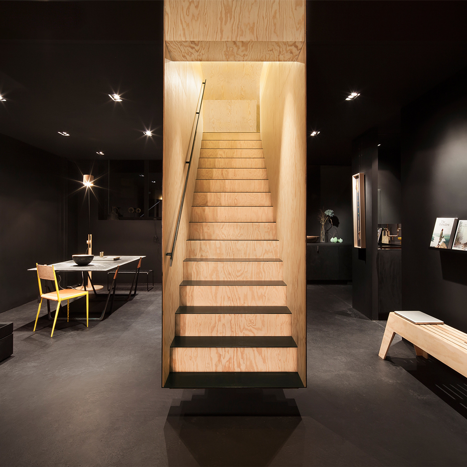 Dezeen's top 10 staircases of 2015