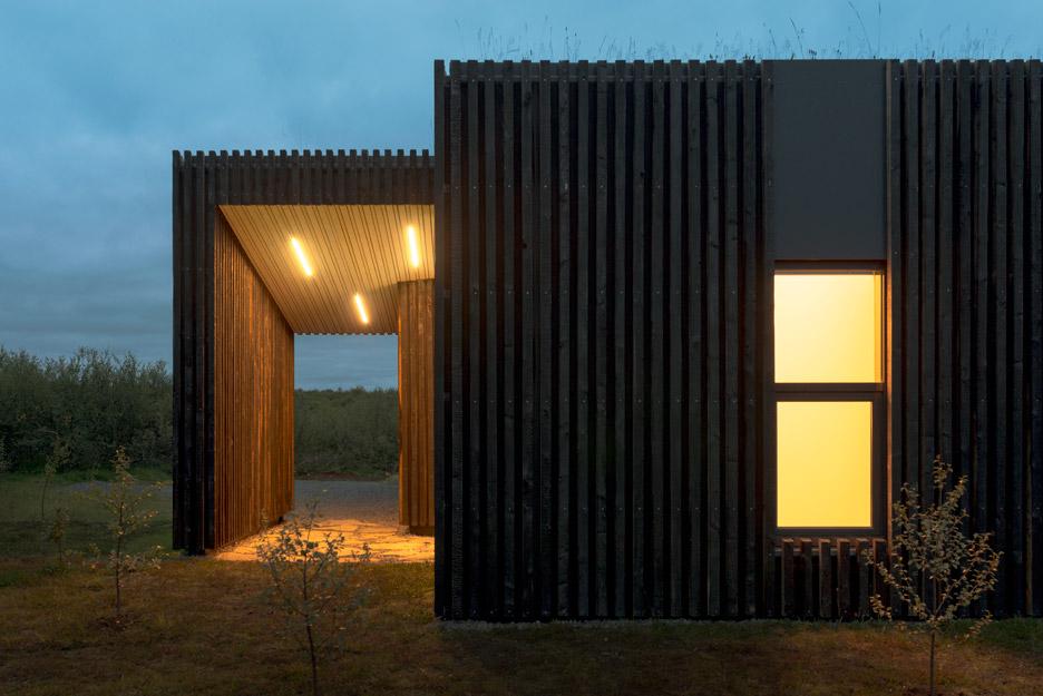 BHM Vacation Rental Cottages by PK Arkitektar