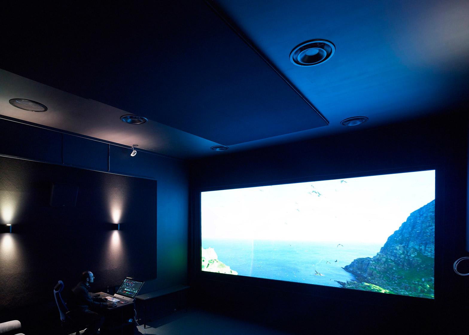 Storyline Studios by Studio Vatn