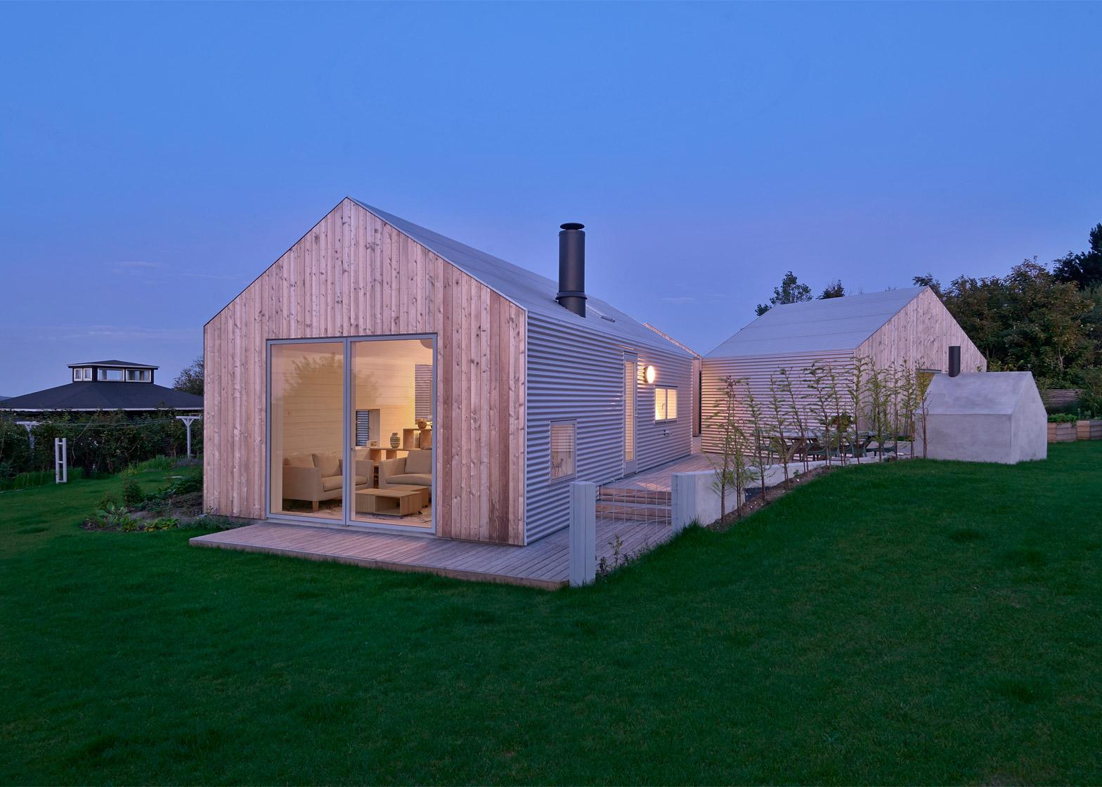 1 Of 7 Summer House In Denmark By Jarmund Vigsnaes Arkitekter