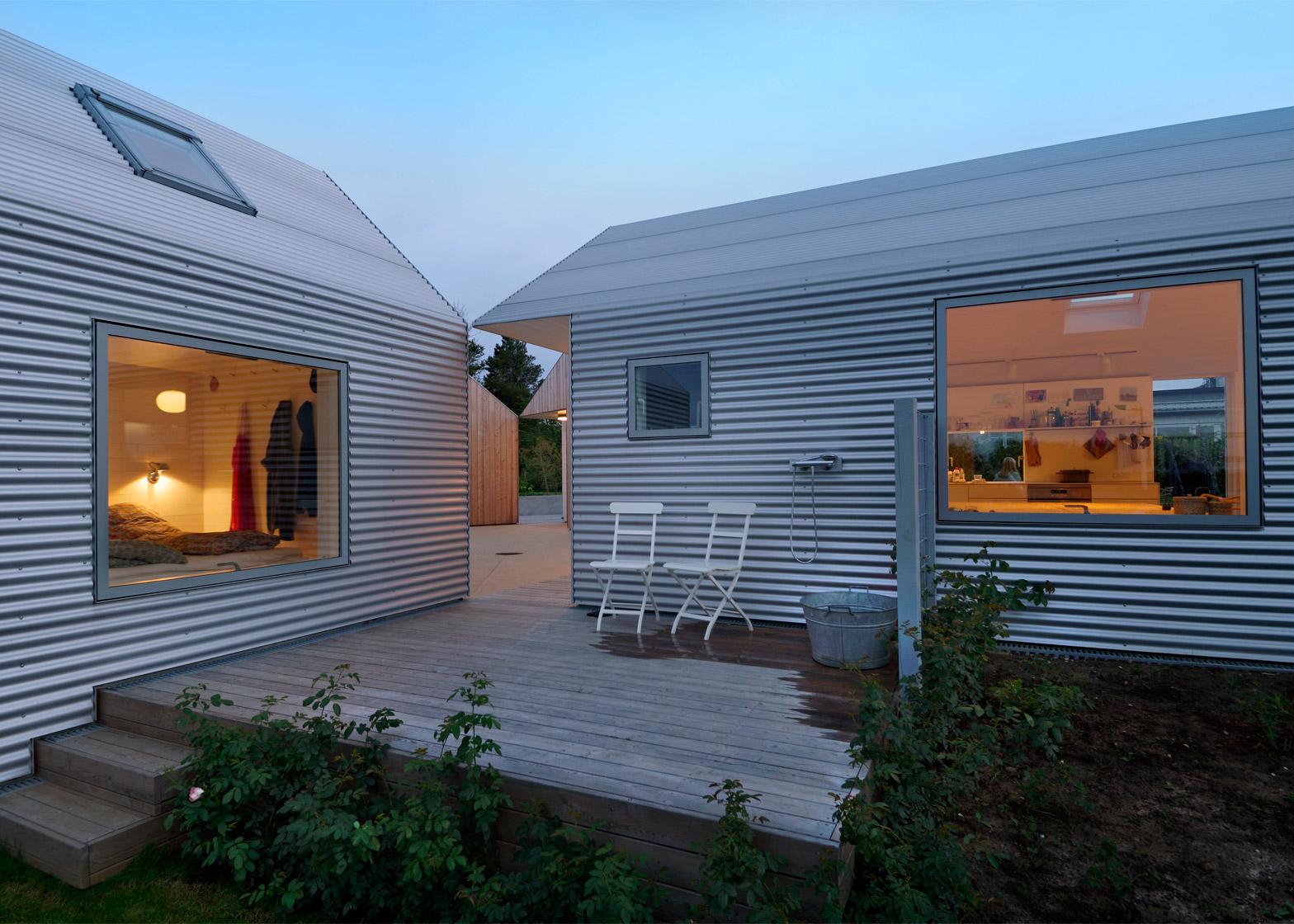 2 Of 7 Summer House In Denmark By Jarmund Vigsnaes Arkitekter