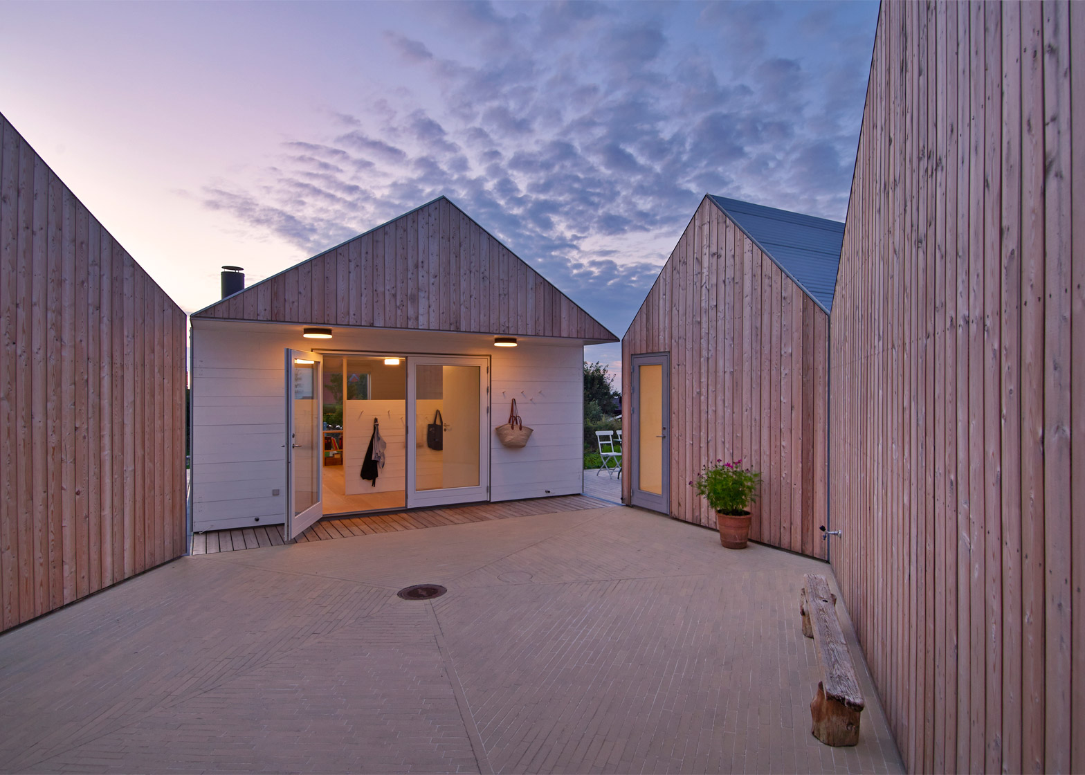 Summer House in Denmark by Jarmund/Vigsnæs Arkitekter