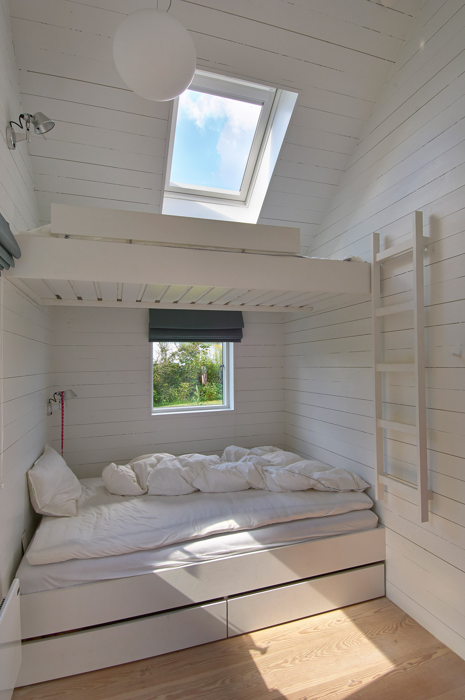 Summer house in denmark by jarmund vigsnæs arkitekter