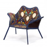Campana brothers base Cangaço furniture on Brazilian bandits' clothing