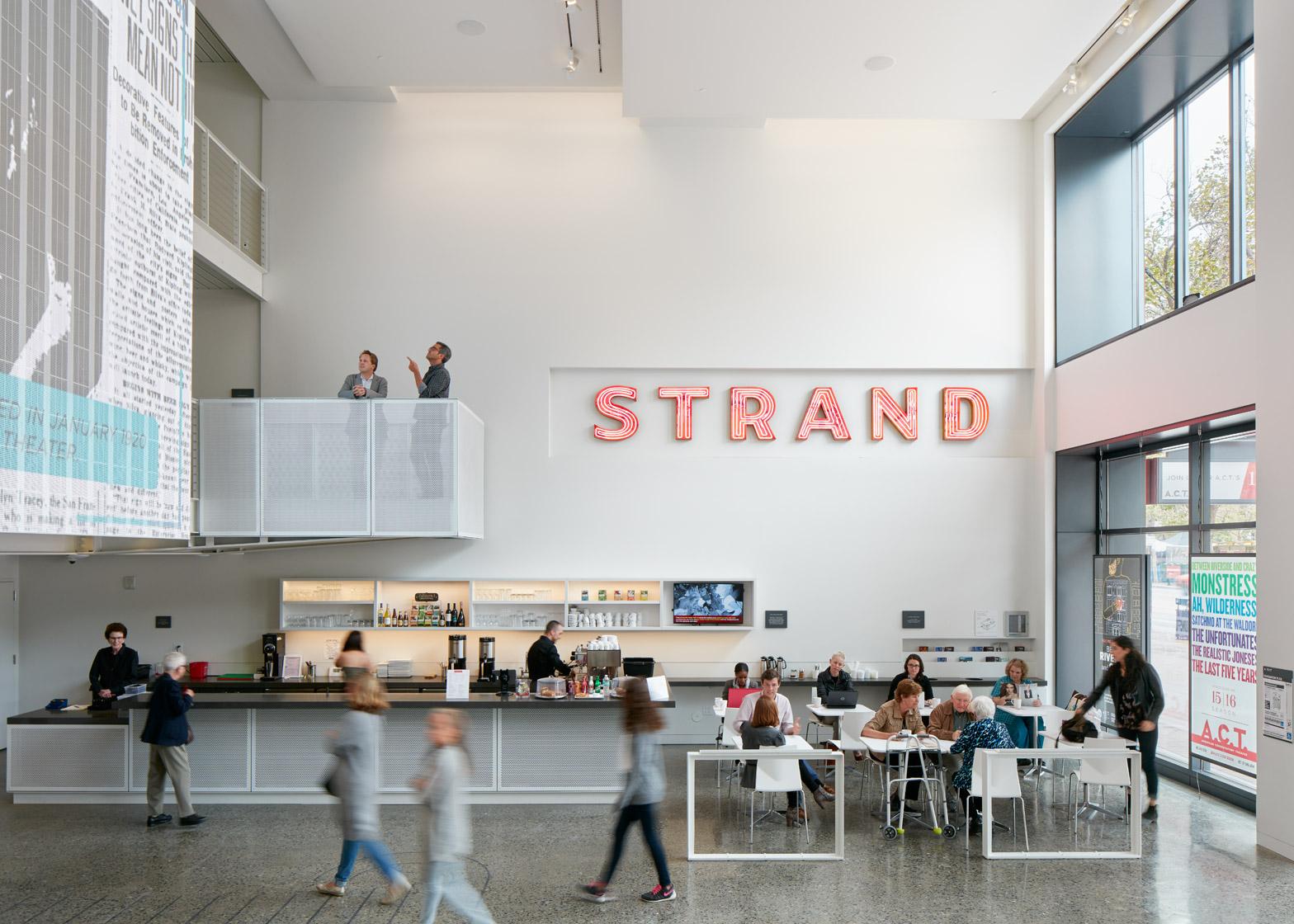 The Strand by SOM