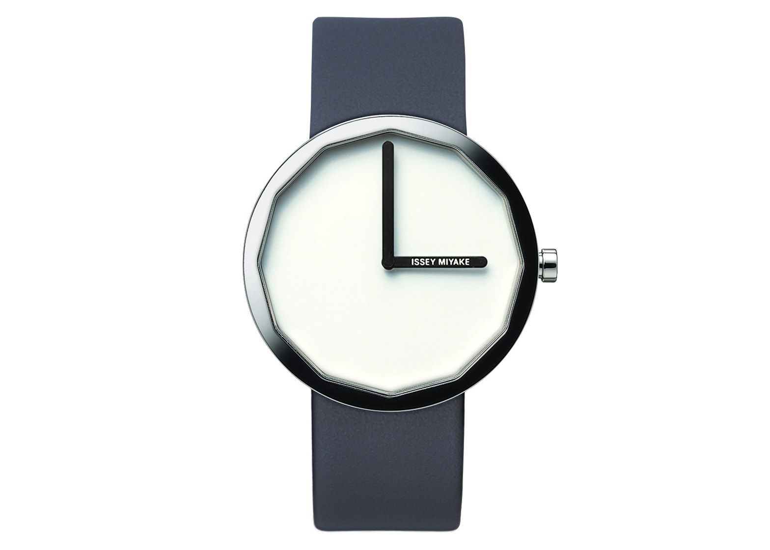 The Twelve watch, designed by Naoto Fukasawa for Issey Miyake