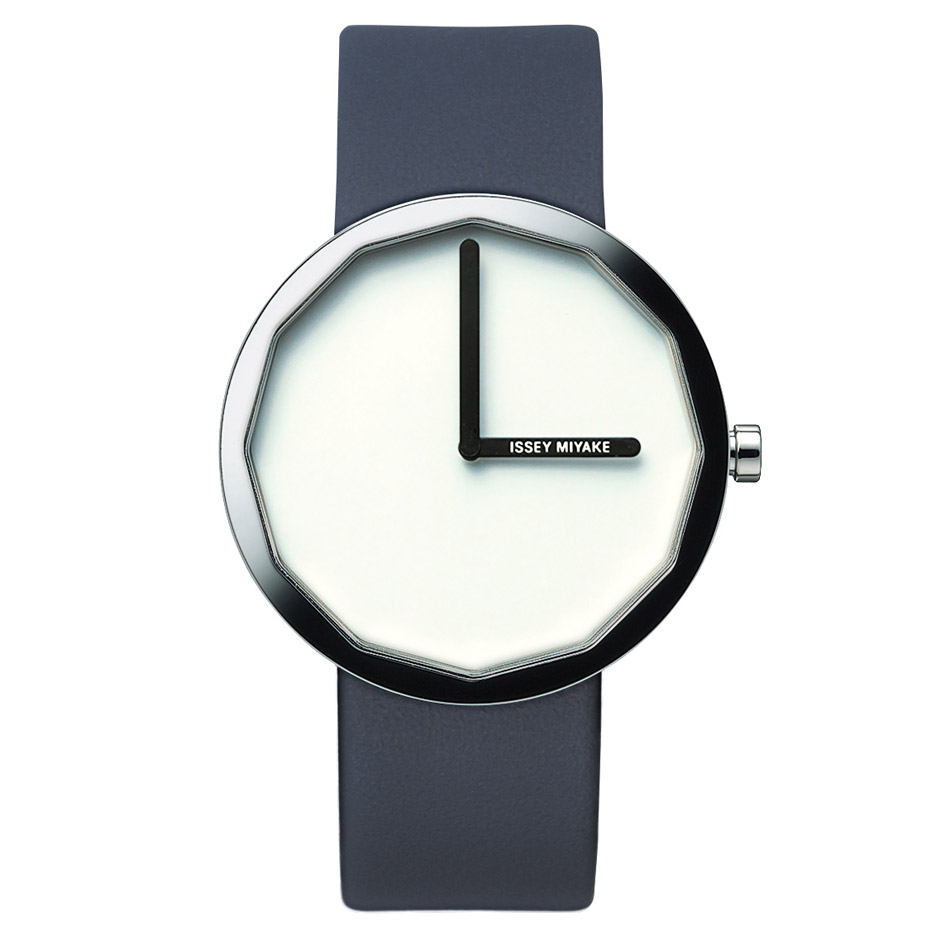 Naoto Fukasawa's Twelve watch for Issey Miyake launches at Dezeen Watch Store