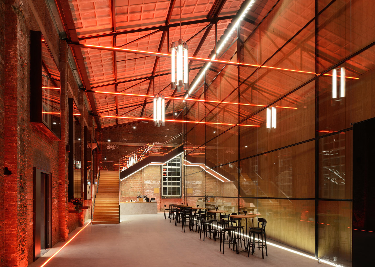 Theatre De Kampanje theatre by Den Helder
