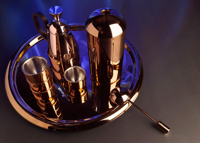 Brew coffee set by Tom Dixon