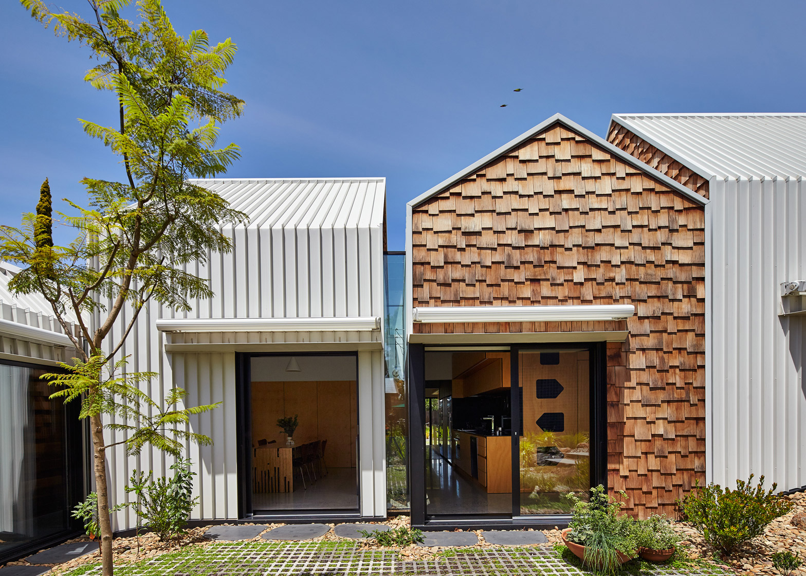 Tower House by Andrew Maynard Architects
