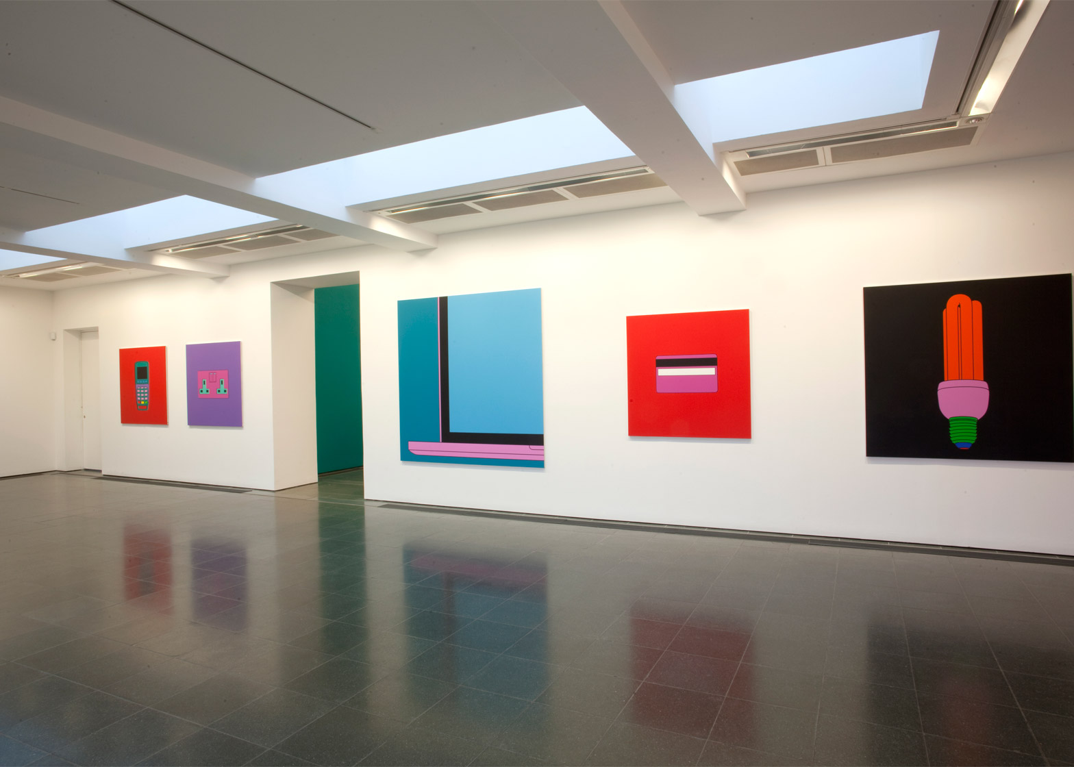 Michael Craig-Martin's Transience exhibition traces the evolution of electronic product design