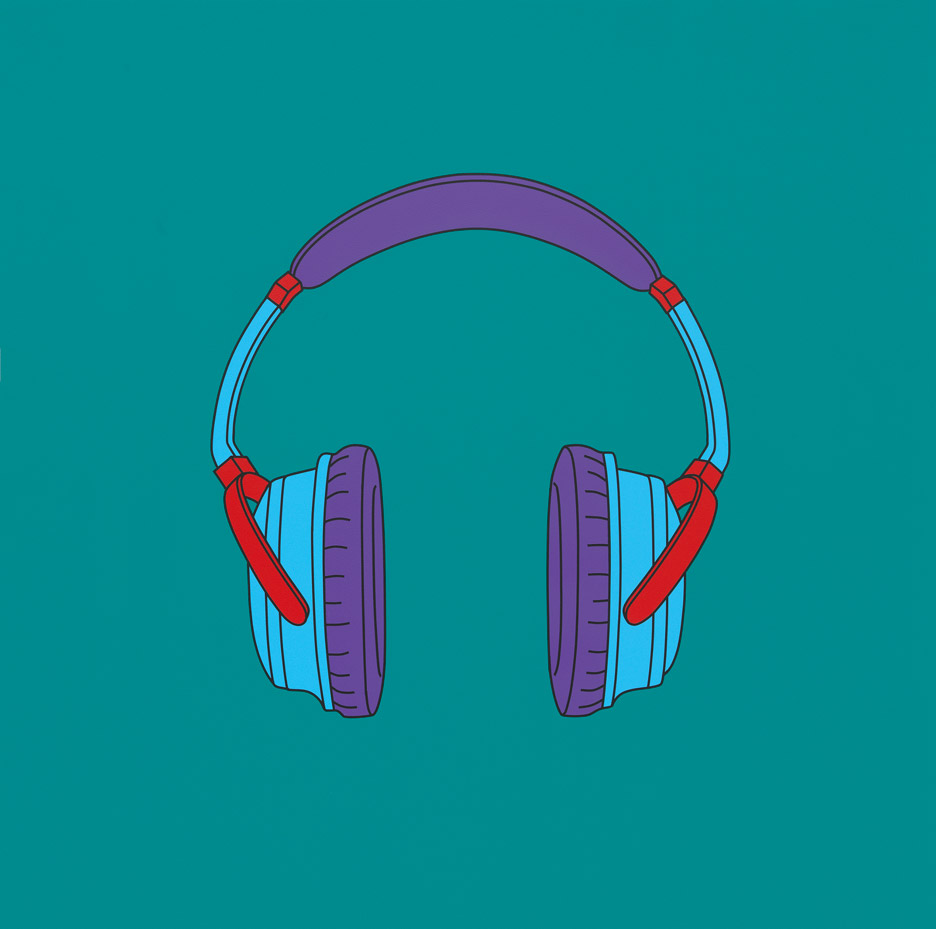 Transience by Michael Craig-Martin at the Serpentine Gallery