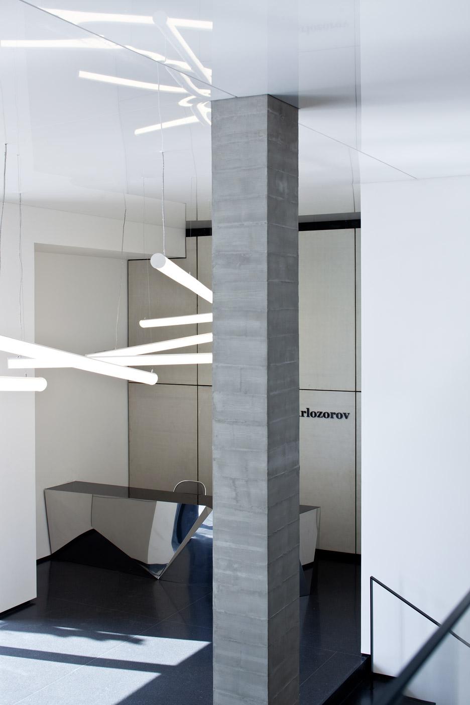 Urban Sales Office by Pitsou Kedem