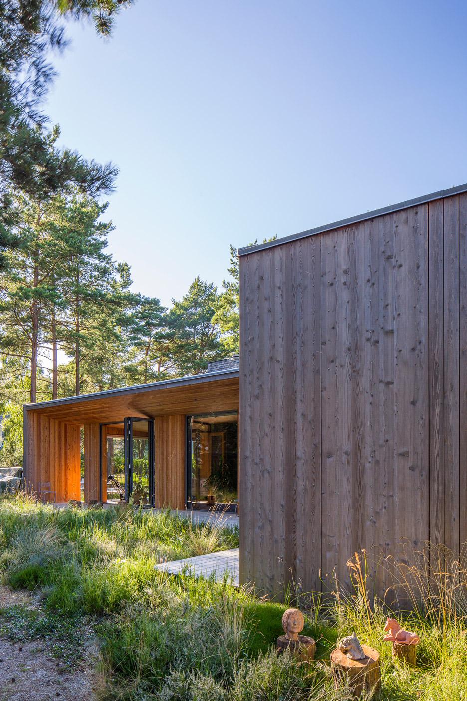 Villa Ljung by Johan Sundberg