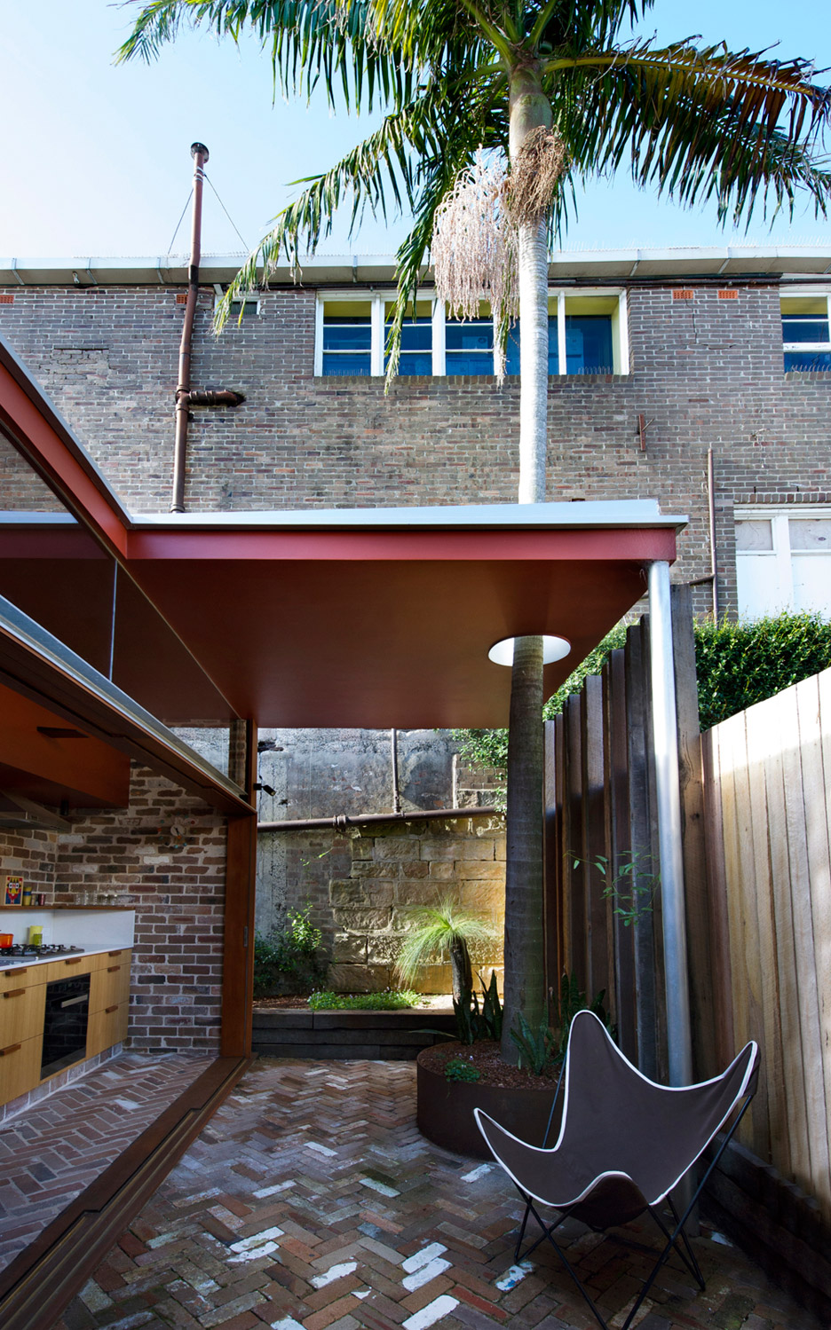 Walter Street Terrace by David Boyle Architects