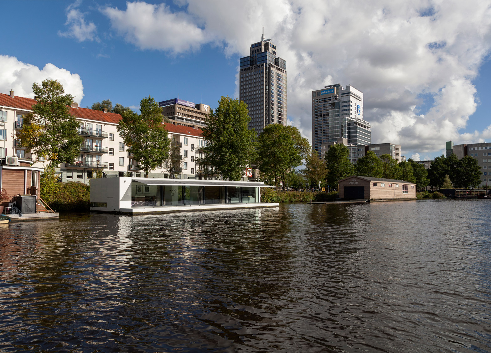 Floating architecture will offer \