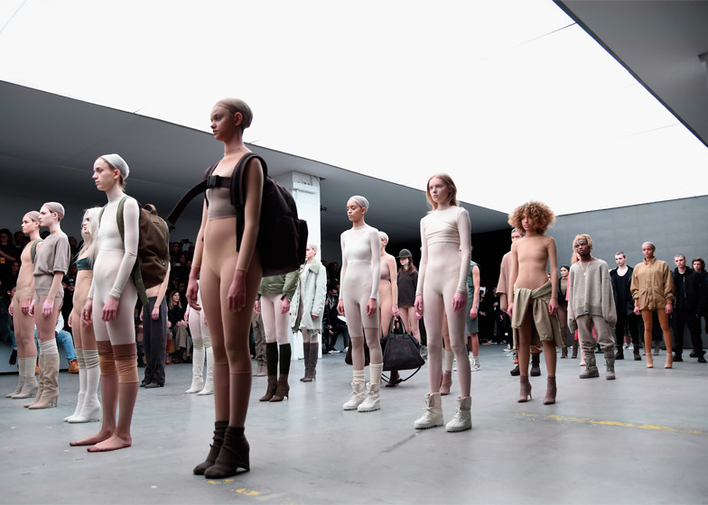 Yeezy Season 1 collection by Kanye West and Adidas