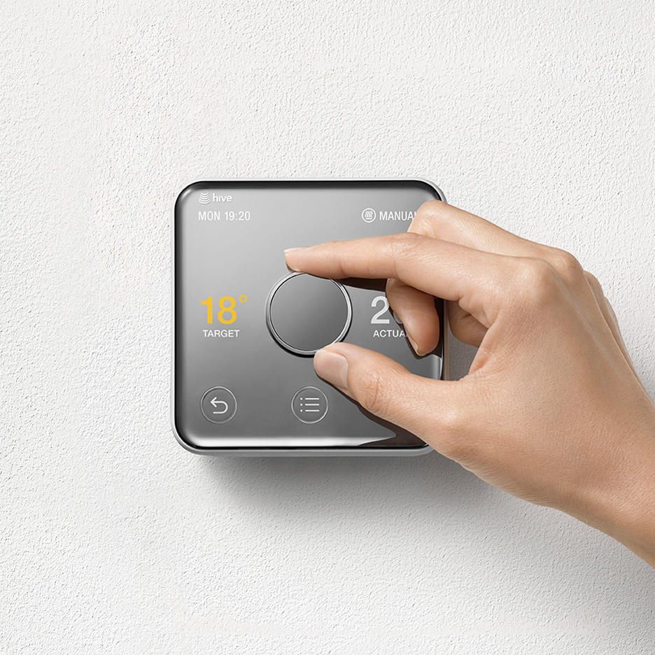 Competition: win a Hive Active Heating kit and thermostat frame