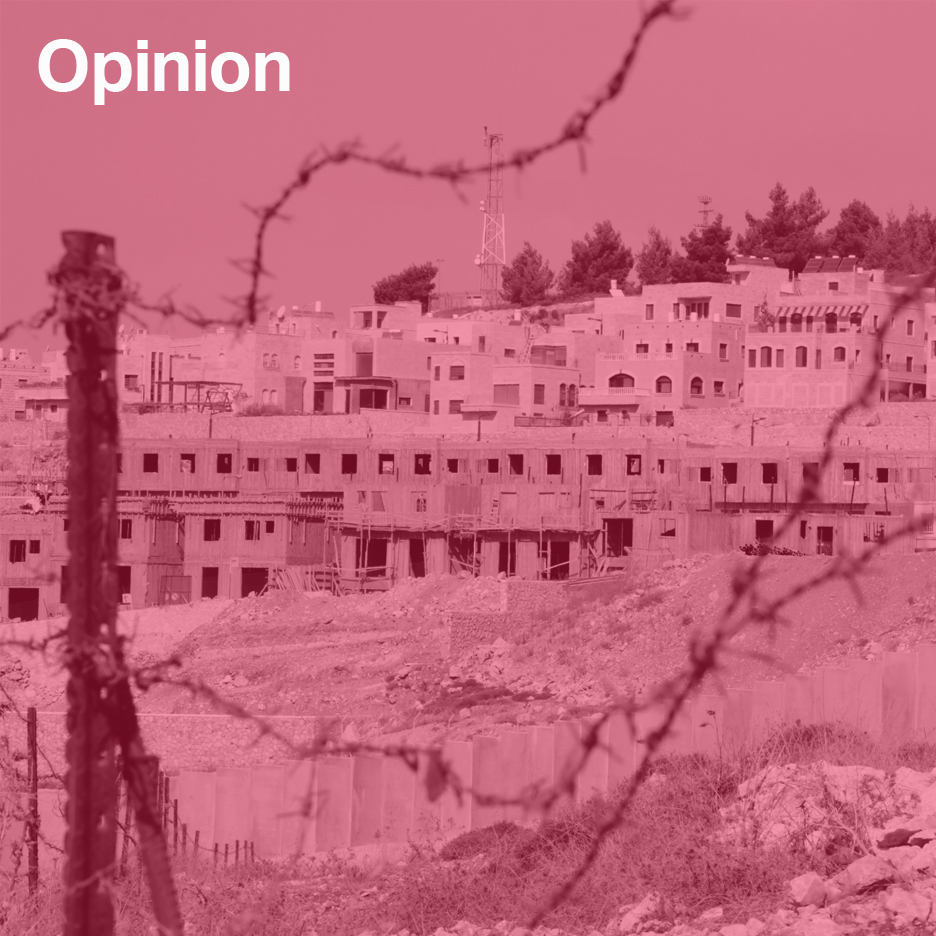 Opinion Israel/Palestine conflict of the family home mundane architecture opinion by Eleanor Jolliffe