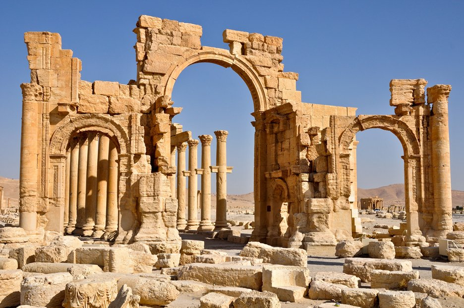 Palmyra's Temple of Bel