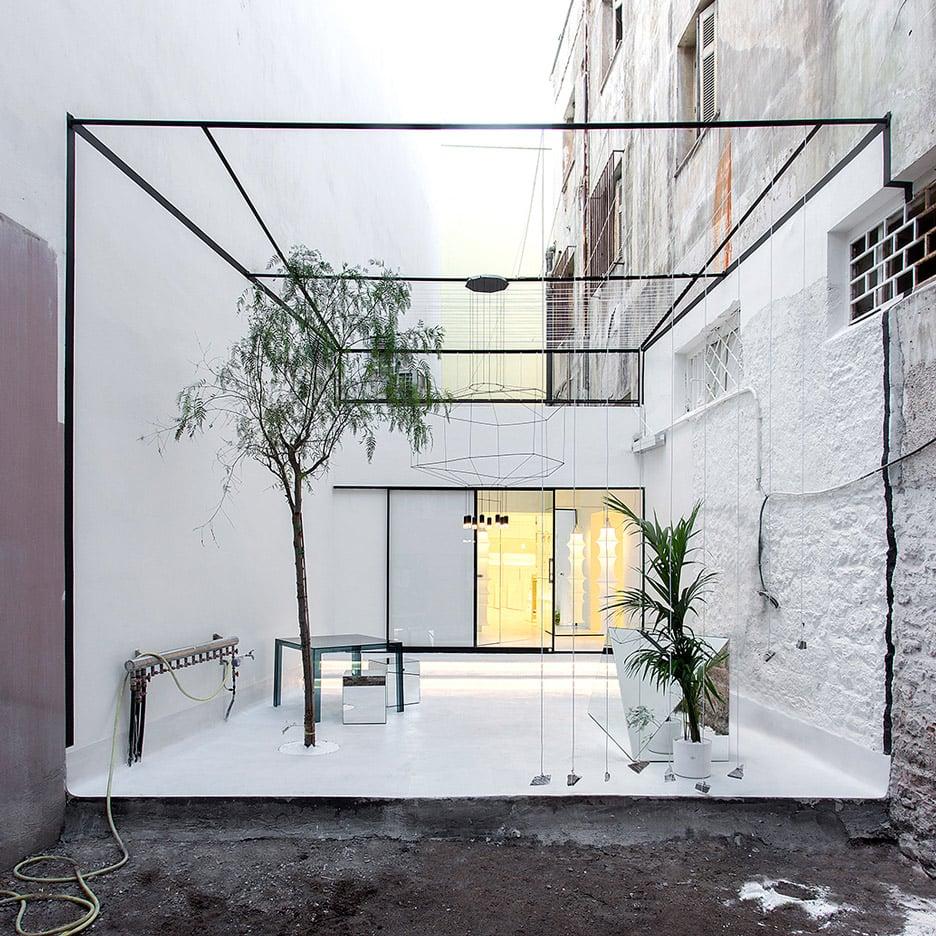 Greek architecture and design dezeen for Architecture studio