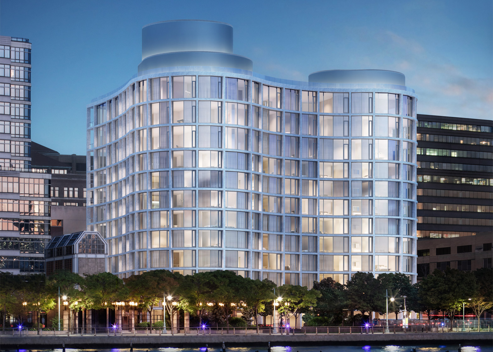 Images Released Of New Herzog De Meuron Building In NYC Enchanting Herzog De Meuron To Design Residential High Rise In London