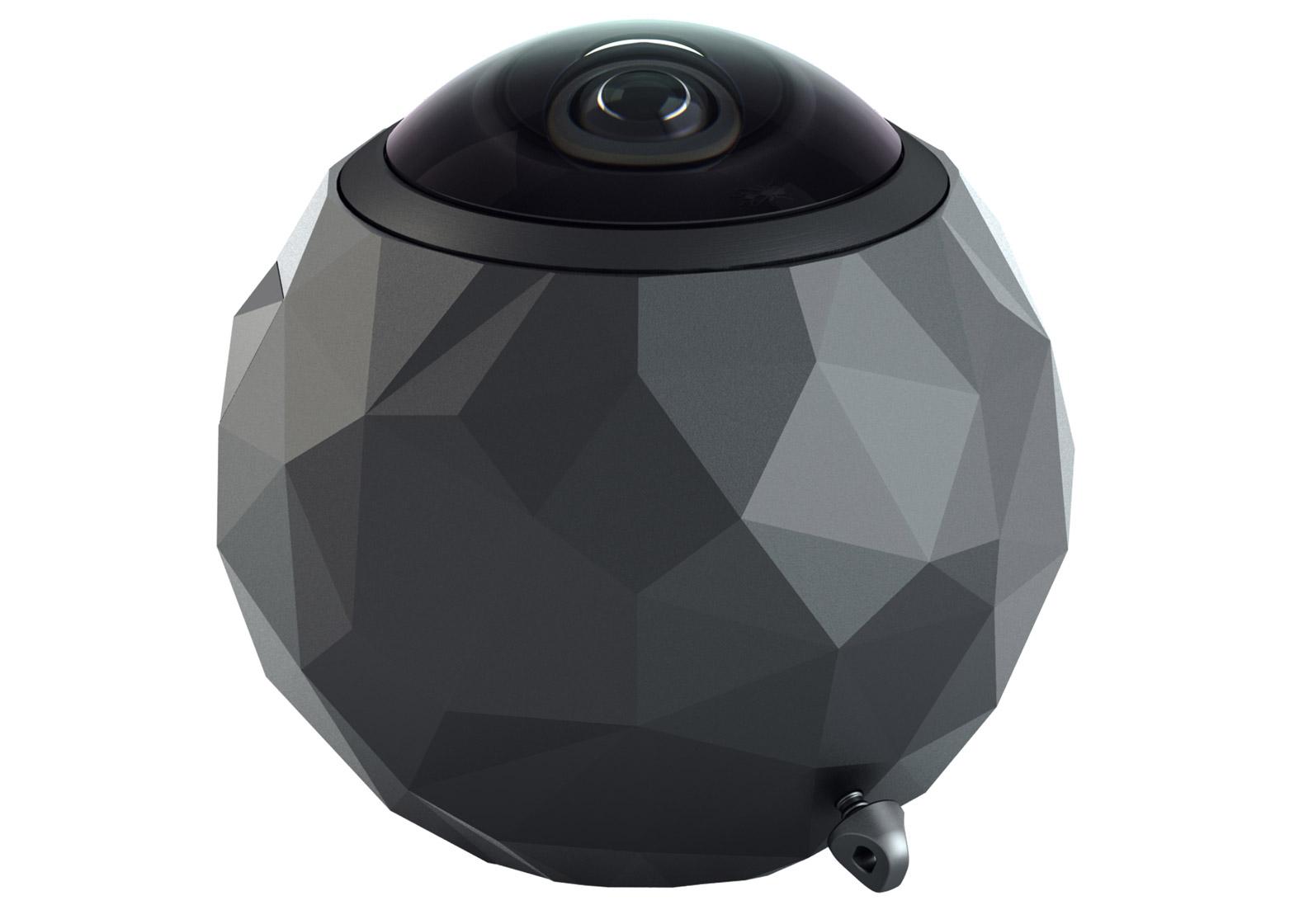 360fly spherical lens