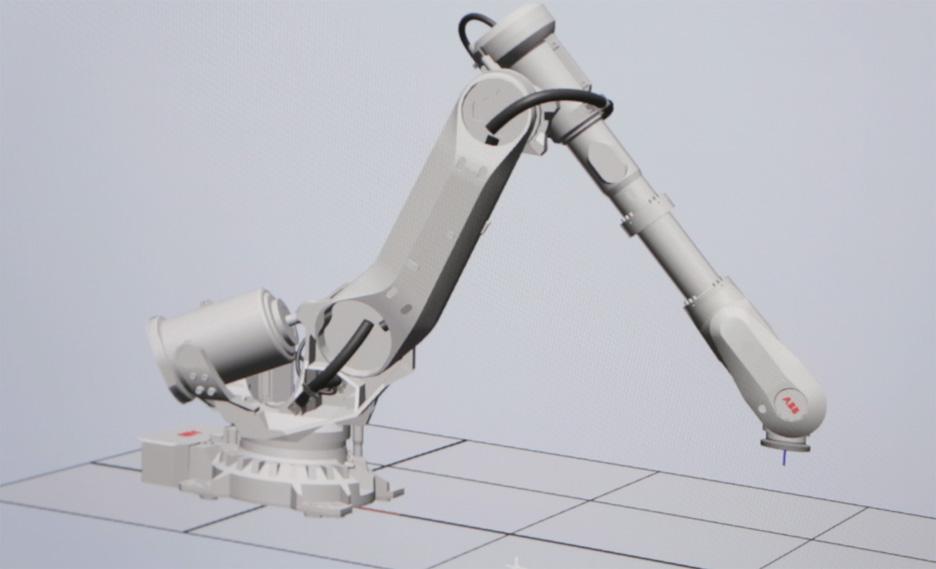 3D-printed bridge by MX3D