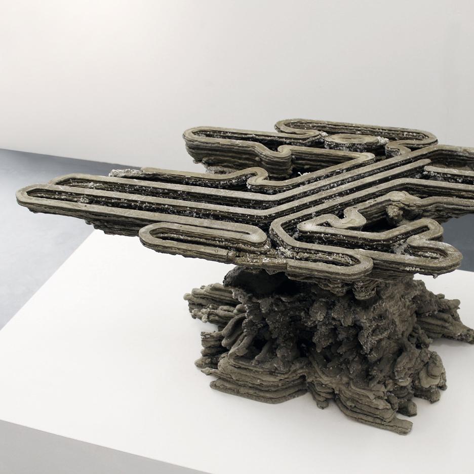 Amalgamma creates 3D printing concrete technique for turn it intoing structures