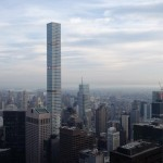 Instagram photos reveal impact of Viñoly's super-tall skyscraper on New York skyline