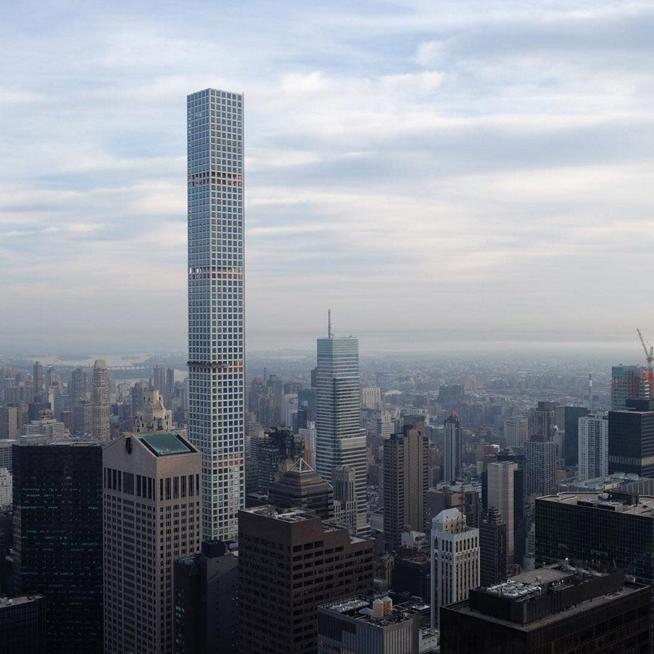 "Rafael Viñoly apologises for comments on 432 Park Avenue skyscraper ""screw-ups"""