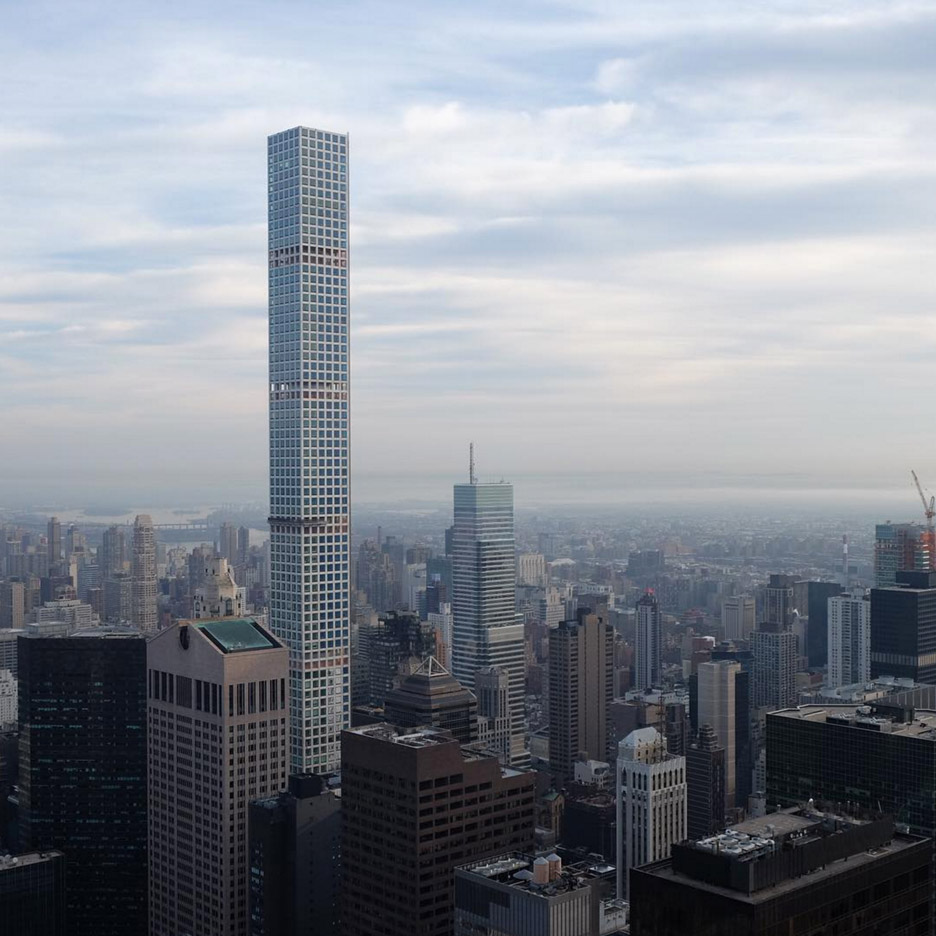 432 Park Avenue New York by Raphael Viñoly
