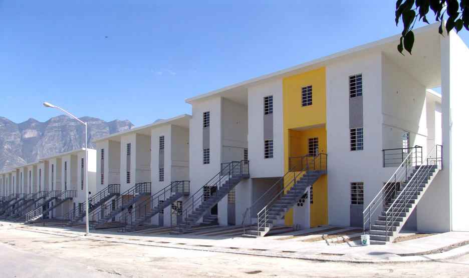 Monterrey Housing, Monterrey, 2010. Photograph by Ramiro Ramirez