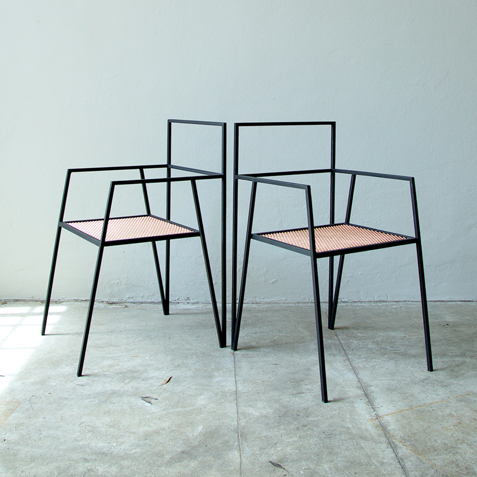 Chair design dezeen magazine for In design furniture