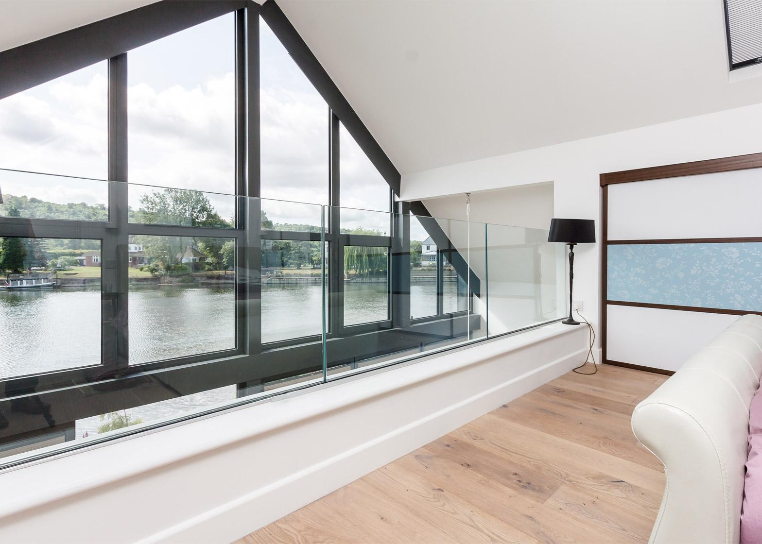 Amphibious House by Baca Architects