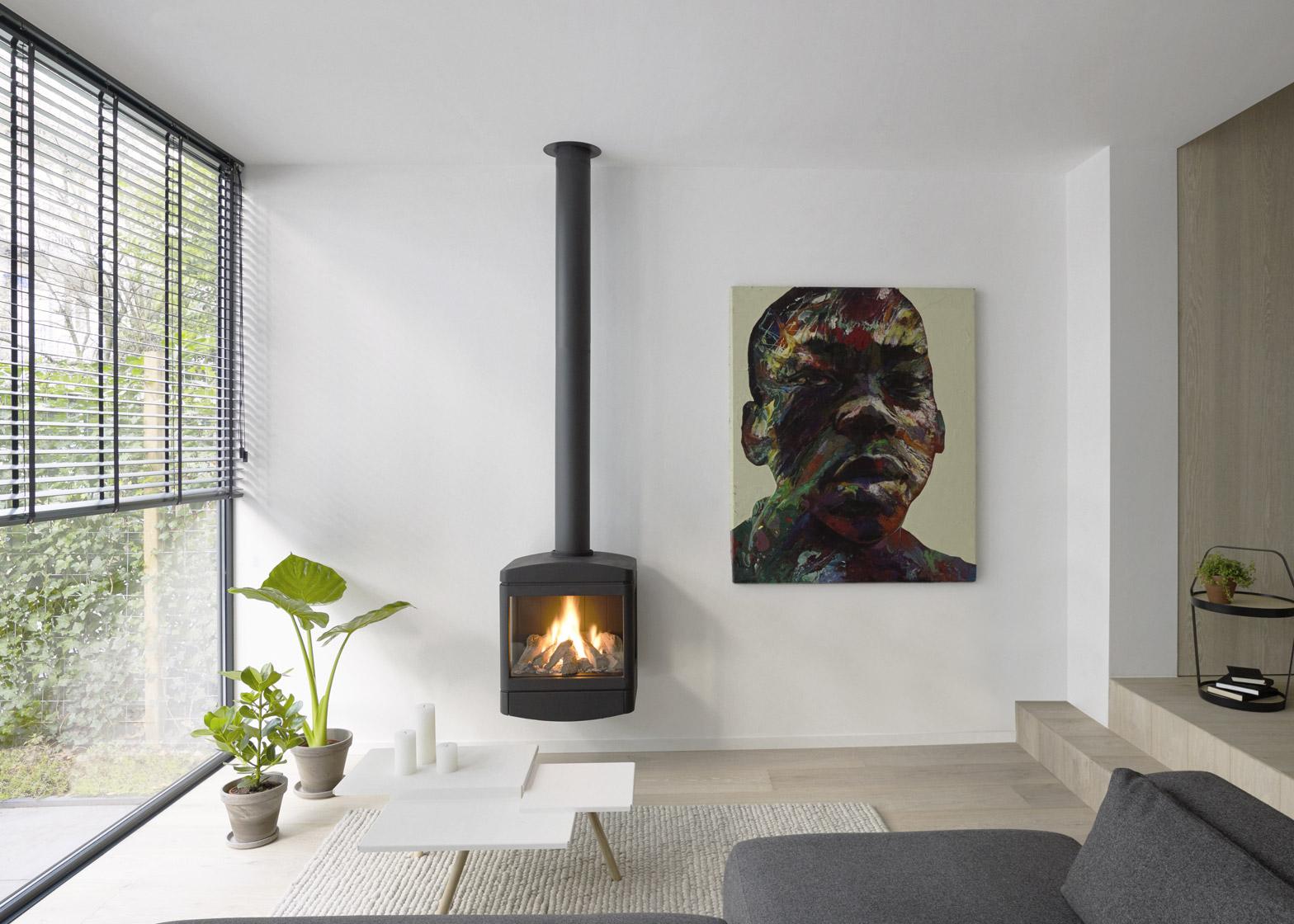Interior Design Studio Amsterdam frederik roijé designs minimal interior for amsterdam apartment