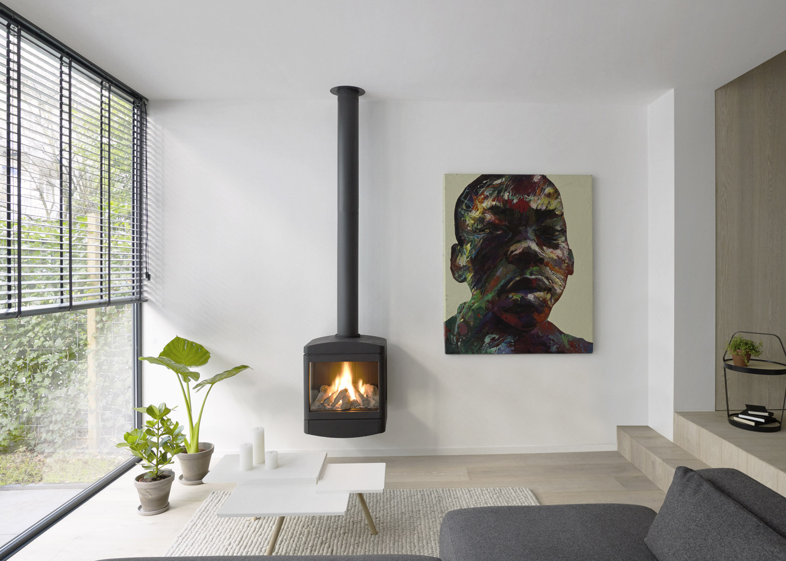 2 Of 7 Amsterdam Apartment By Studio Frederik Roij