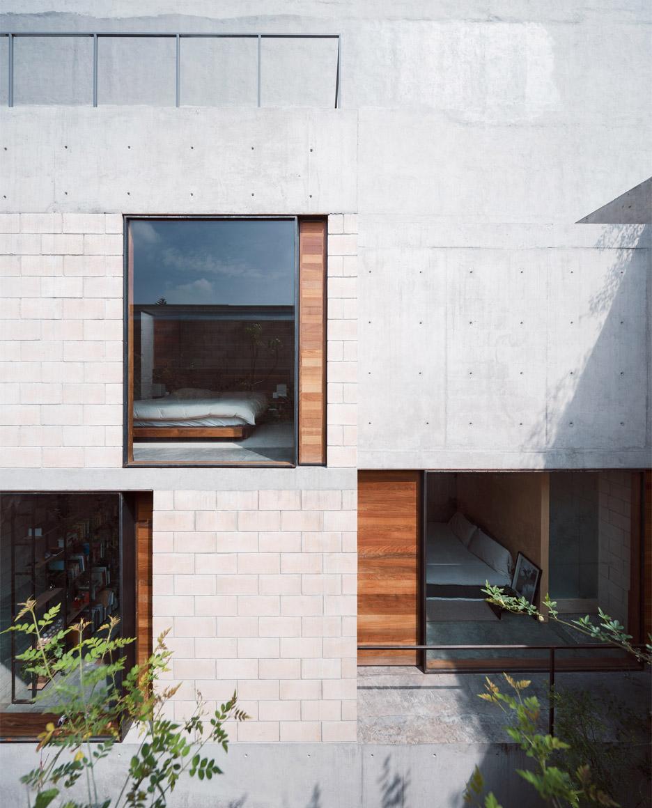 Antonio Sola House in Mexico City by Ambrosi Etchegaray