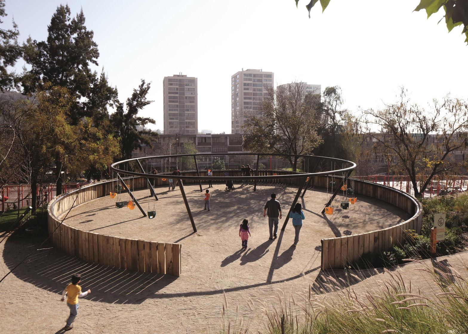 Bicentennial Children's Park, Santiago, 2012
