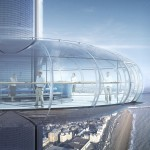 """World's first vertical cable car"" to open on Brighton beach this summer"