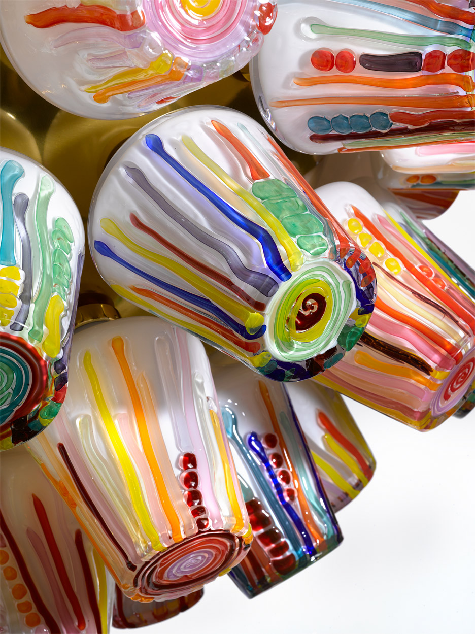 Candy collection by the Campana brothers from S
